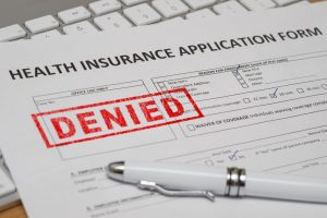 denied insurance